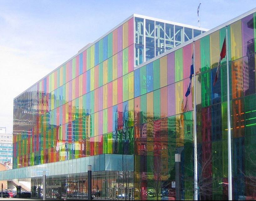 Palais des congrés de Montréal