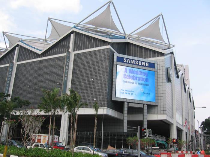 Suntec Singapore Convention & Exhibition Centre